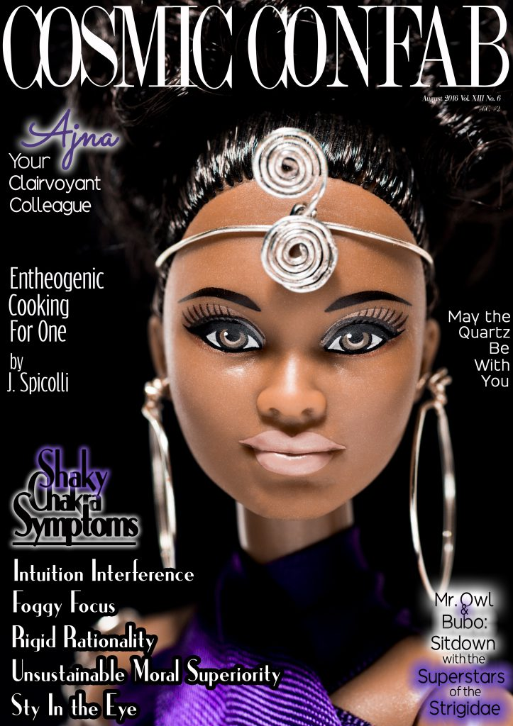 Chakra Six Cover 2 August 2016