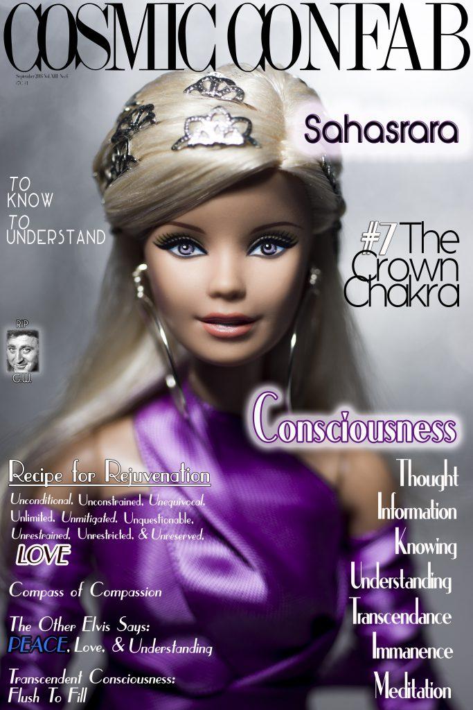Chakra 7 1st Cover September 2016